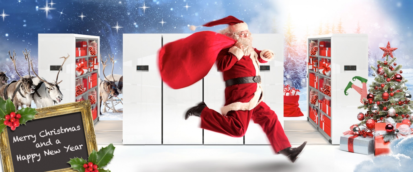 Merry Christmas From All The Staff at Storage Systems