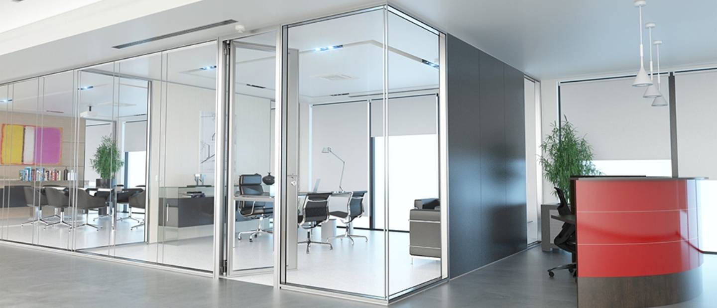 Glass Office Partitions Glass Partitions Storage Systems