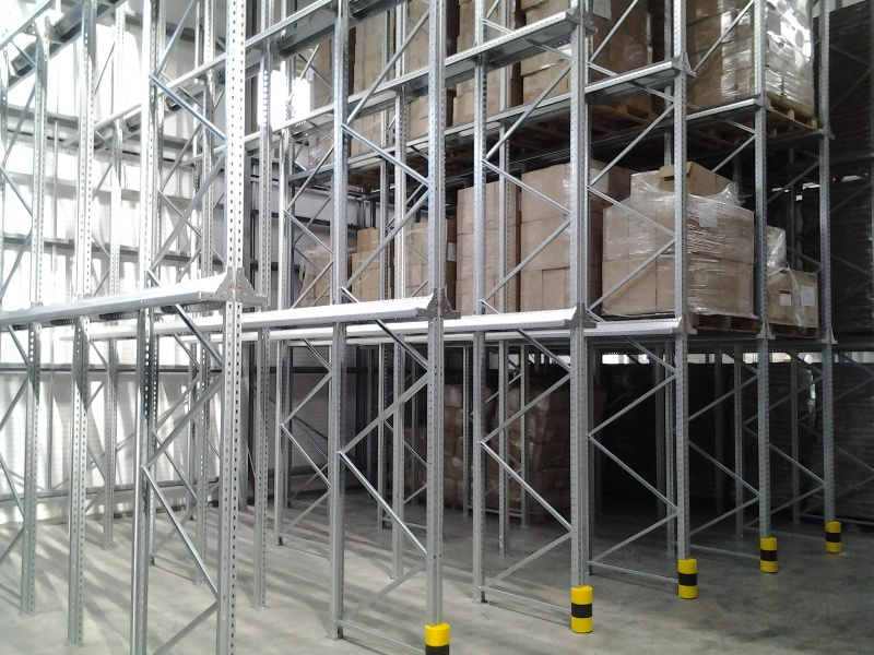 Supermacs Pallet Racking