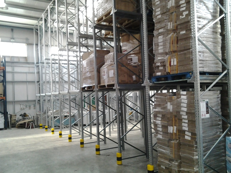 Dexion Pallet Racking Galway