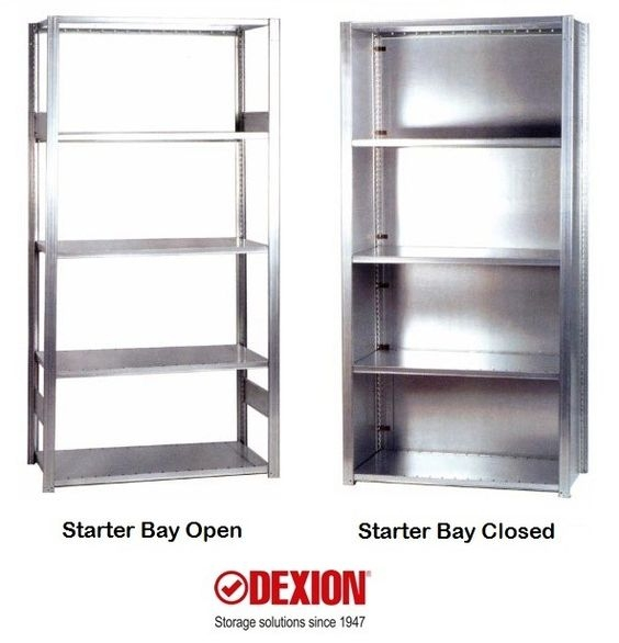 Dexion's HI280 Shelving System Passes Conductivity Tests