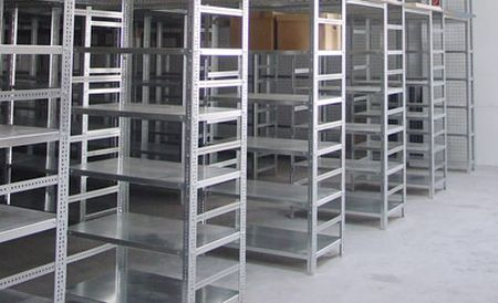 Slotted Angle Shelving | Dexion Slotted Angle - Storage Systems