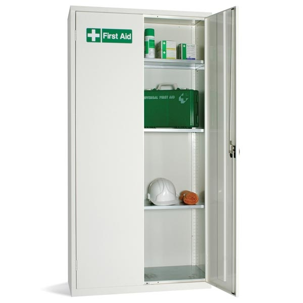 first aid cabinets medical cabinet suppliers storage systems. Black Bedroom Furniture Sets. Home Design Ideas
