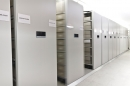 Electronic Mobile Shelving